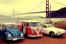 Classic Volkswagen / Volkswagen vehicles from the past.