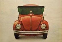 Vintage VW Ads / A collection of Vintage Volkswagen Ads.