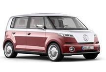 Volkswagen Concept Cars / A variety of VW Concept Cars.