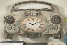 Keeping Time 2 / Time keeps on ticking, ticking into the future... / by Kathryn Janeway