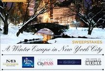 IN New York: Sweepstakes / Win a trip to NYC!