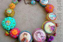 Jewellery - Felt