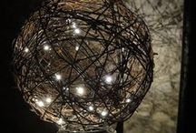 Twig Balls Willow Balls  & Grapevine Balls / floral design inspiration, event decorations, weddings