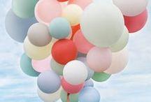 Deco ✿ Balloon / by Olga♡