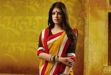 Bhagalpuri Silk Sarees / by EasySarees