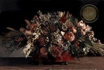 Traditional&Classic KNC Designer Pieces / Dried and Preserved Flower Arrangements . Knud Nielsen