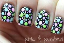 Nail art inspiration / Nail art looks. Nail art, nail art how tos and tutorials