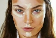 Contouring / Contouring and highlighting, skin sculpting techniques. Contouring products, tips and tricks.