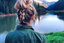 Frisuren / Haare