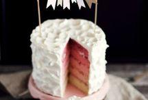 Rainbow Cake / Anniversaire