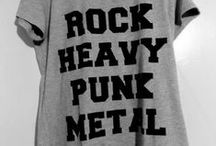 rock metal goth