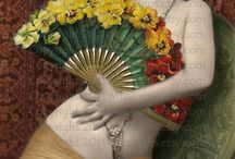 Fans/Parasols / Fashion  / by Jessica Strauss