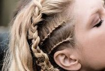 Hair - Braids and Plaits / Braided and plaited hair styles