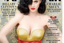 Magazine Covers (Fashion)