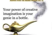 Creation / Profound Statements from the Akashic Records. Visit http://aingealrose.com for more info.
