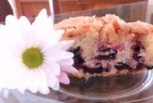 Tasty Treats / 1898 Red Bud Bed & Breakfast Homemade Baked Goods Served with Tea Nightly
