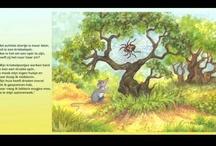 prentenboek Muis, vingerpoppetjes en lied / YouTube video's met leuke ( bijbel-) verhalen, prentenboeken & liedjes op www.youtube.com/user/bijbelidee