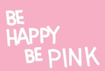 I believe in...PINK! / #pink #color !