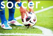 Soccer / Soccer is my passion. / by Sydney Holcombe