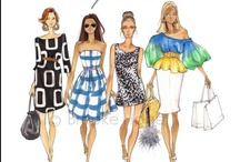 Fashion Illustations