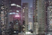 City | Rises / ⇡≣⇣≣⇡