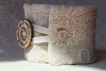 Cuffs, bracelets, gloves, fingerless, mittens, warmers *¥**¥*