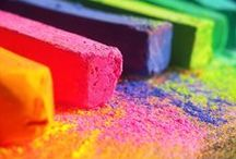 Color   / Sharing colorful images. / by OArtTee