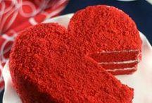 RED VELVET / red velvet bundt cakes, red velvet cupcakes, red velvet cakes, red velvet pancakes, red velvet lo que sea