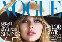 Vogue Magazine / Amazing covers and pictures from Vogue
