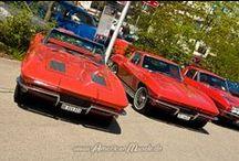 Red Vette / All Red Corvettes / by Rusty Bramlett