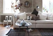 Olohuone - Living room / Olohuoneita - Living room