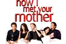 How I met your mother / HIMYM: escenas de capitulos, actores y varios