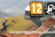 Mediakasvatus - Media education / Ideoita ja lähteitä mediakasvatukseen, TVT  Media education, mainly in Finnish