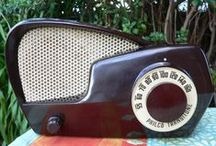 Radios / Vintage to The Jetsons . We are goig to collect all radio's! / by B98