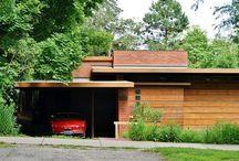 FLW. Herbert Jacobs House I