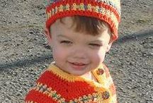 para el niño - for boys / ropa de ganchillo o punto para niño - crochet and knit clothes for boys