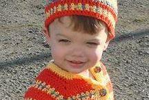 para el niño - for boys / ropa de ganchillo o punto para niño - crochet and knit clothes for boys