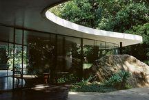 Oscar Niemeyer. Casa de Canoas