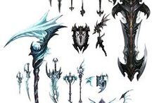 Weapons/Armour