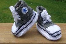 Pletení,háčk.,šití-děti-oblečení