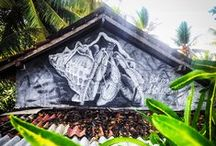 Art on the wall / Art,street art,wall on street