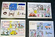 Sarjakuva / mediakasvatus - Cartoon / Vinkkejä sarjakuvan tekoon -  Cartoon