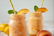 Just Peachy / Yummy do it yourself peach recipes to make the best of summer peach bumper crop.
