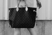 LOUIS VUITTON / for when I wanna feel poor