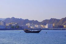 Muscat, capital of Oman / 36 hours in Muscat