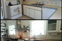 Careth's DIY Kitchen Remodel / by B98