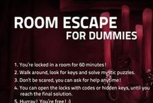 Room Escape For Dummies