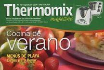 Revistas de cocina / recetas - cooking/recipes magazines / Revistas de cocina
