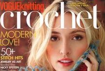 Revistas de punto y ganchillo - knitting and crochet magazines