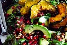 Salads Galore / The most delicious looking salads.
